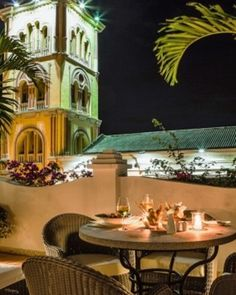 Hotel Casa San Agustin (Cartagena, Colombia)--This looks like a great bet in Cartagena.