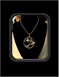 Custom jewelryTree of life jewelryTree by ArtistiCreationsRose