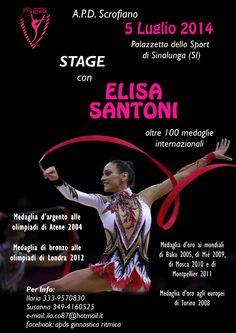 Stage con Elisa Santoni