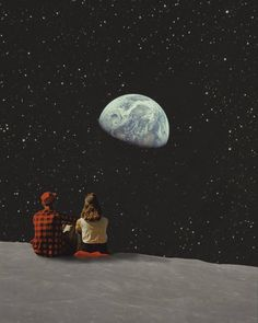 Out of space Collages by Roger Mattos Surreal Collage, Surreal Photos, Surreal Art, Collage Art, Collage Vintage, Vintage Artwork, Aesthetic Space, Aesthetic Photo, Cute Cartoon Wallpapers