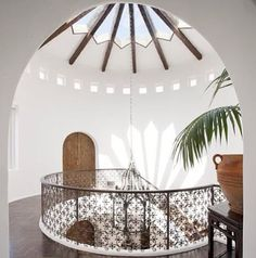 Skylight applied to common area