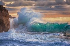Rough sea No.9 by Giovanni Allievi on 500px