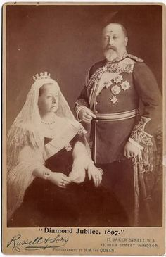 Queen Victoria and Edward | by FinnCamera