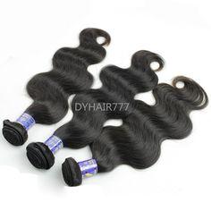 #dyhair777 Cambodian virgin body wave human hair extension http://www.dyhair777.com/Cambodian-Virgin-Hair.html