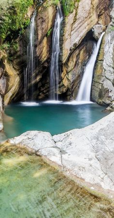 Bogove Albania Waterfall More Pins Like This At FOSTERGINGER @ Pinterest