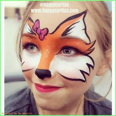 Lip Colors 2019 - How about this little one. she was a speci Lipsense Lip Colors 2019 - How about this little one. she was a speci. - Lipsense Lip Colors 2019 - How about this little one. she was a speci. Face Painting Tutorials, Face Painting Designs, Paint Designs, Body Painting, Face Painting For Kids, Animal Face Paintings, Animal Faces, Fox Face Paint, Best Face Paint