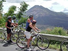 Bali Tour , Bali adventure tours , Bali cycling with rafting and combination