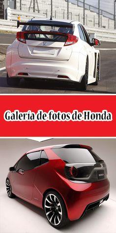 Galería de fotos de Honda #Honda #Autos #Coches Honda, Car, Sports, Cars, Autos, Photo Galleries, Hs Sports, Automobile, Sport