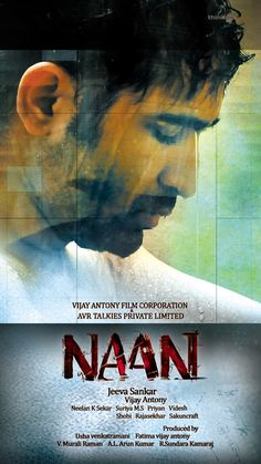 Naan (2012) | http://www.getgrandmovies.top/movies/6564-naan | Naan நான்(English: Me) is a 2012 Tamil crime thriller film directed by Jeeva Shankar starring composer Vijay Antony in the lead role, also the producer and music director.Siddharth Venugopal and Rupa Manjari both appear in supporting roles. The filming of Naan began in April 2010.[1] The film was released on 15 August 2012 and has received positive response.