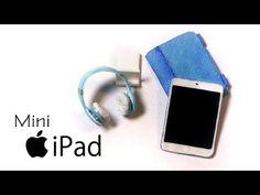 Polymer Clay Tablet/ipad Tutorial + Dock, Case & Headphones - YouTube