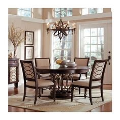Attirant Intrigue Round Dining Group | A.R.T. Furniture | Star Furniture | Houston, TX  Furniture |