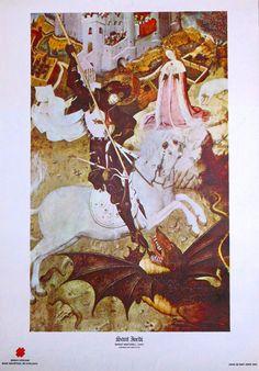 #Cartells #SantJordi2016 Balearic Islands, Spain, Painting, Art, Art Background, Sevilla Spain, Painting Art, Kunst, Paintings