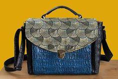 """Les DIY de St Jean sur Instagram: J'ai cousu un sac """"Quadrille"""" du patron de Sacôtin. J'ai modifié le rabat par rapport au patron pour qu'il ressemble à un sac de la marque…"""