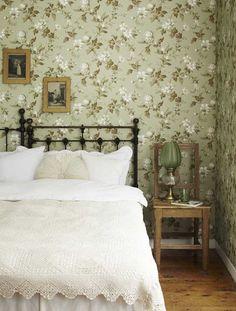 Cozy Bedroom, Dream Bedroom, Bedroom Decor, Deco Design, Cottage Homes, Cottage Style, Cottage Bedrooms, Beautiful Bedrooms, New Room