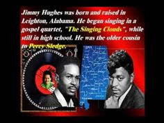 Steal Away - Jimmy Hughes - May 1964  HQ -  that old MUSCLE SHOAL sound