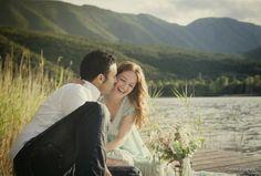 Rubén y María, preboda en el lago | AtodoConfetti - Blog de BODAS y FIESTAS llenas de confetti