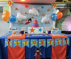 Dragon Ball Birthday Party Ideas | Photo 1 of 13