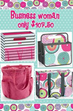 February only ! Fold n file, Double Duty Caddy, Retro Metro purse,Zip Top Organizing Utility Tote - they can ship directly to you mythirtyone.com/bethskojec