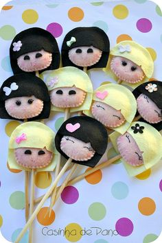Toppers by Casinha de Pano
