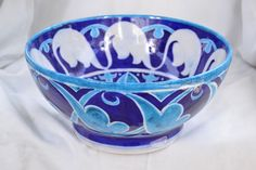 This beautiful piece of Blue Pottery FruitBowl is exclusively available at shilpbazaar.Grab it now and make your dining a pleasure. More of these exciting products are only at : https://shilpbazaar.com