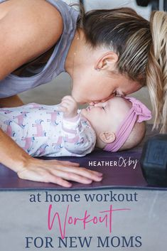 Complete at home workout. Total body POSTPARTUM WORKOUT 5 sets of 8 Kettlebell Deadlifts 8 Box Step Ups 4 sets of 15 Glute Bridges (feet elevated or banded) 8 Heel Slides (per side) 8 Palloff Presses (per side) 8 min circuit of 8 Air Squats 30 Sec Incline Plank 12 Reverse Lunges Postpartum Workout at Home. Post Pregnancy workout at home. Full Body postpartum Workouts, Exercise postpartum workout at home. #postpartumathomeworkout #workoutsformoms #athomeworkout New Mom Workout, Post Baby Workout, Post Pregnancy Workout, Pregnancy Fitness, Postpartum Workout Plan, Postpartum Body, Postnatal Workout, Postpartum Care, Fit Board Workouts