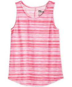 Epic Threads Stripe Swing Tank Top, Toddler & Little Girls (2T-6X), Only at Macy's  | macys.com