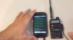Explain my basic setup for APRS which uses a Baofeng UV-5R HT and Android phone running APRSdroid and test it by shipping it to Indiana! For more informati