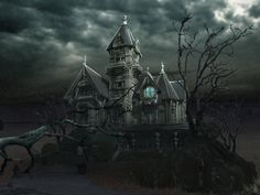 hanted places | collector of many things.. one of which are pictures of Haunted Houses ...