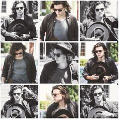 .Harry in La September 2014.   Just cut it harry just a little bit @btweedle @TiffStefanich