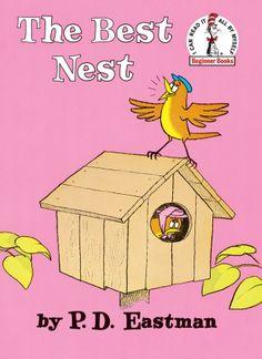 The Best Nest by P.D. Eastman {chalkinmypocket}