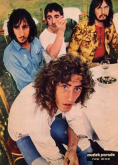 The Who - 1971 Holland