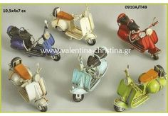 VESPA vintage motorcycle scooter tin toy miniature for boys and girls – Motorcycles And Scooter – Motorrad Vespa Motorbike, Moto Scooter, Vespa Scooters, Tuning Honda, Scooter Drawing, Harley Davidson, Scooter Storage, Miniature Cars, Homemade 3d Printer