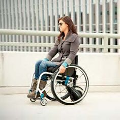 POWER ASSIST: Smart Drive takes the push out of pushing a wheelchair.