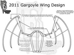Hey everyone,I came up with this design the other day and I'm just wondering if there are any other Haunters present that have built there own costume wings and if this plan looks like it will work. As I posted in an earlier thread I would really like to motorize these to reduce the strain on my back, but have conceded  that it is probably beyond my scope and current knowledge so for now I guess they will be manually opened and closed.Please any comments, suggestions, and criticisms a
