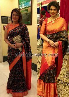 Shreedevi Pochampally Sarees Collection