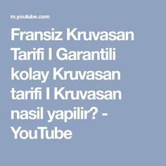 Fransiz Kruvasan Tarifi I Garantili kolay Kruvasan tarifi I Kruvasan nasil yapilir? - YouTube