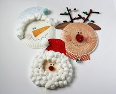 60 christmas decorations using paper plates-christmas craft - paper plate angel - paper plate craft. YOUR HOME DECORE christmas decorations using paper plates - Diy Christmas Decorations Using Paper Plates Winter and Christmas arts and crafts for kids and Preschool Christmas, Noel Christmas, Christmas Crafts For Kids, Christmas Activities, Craft Activities, Christmas Projects, Holiday Crafts, Christmas Decorations, Christmas Paper