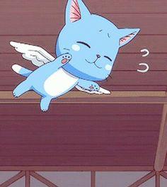 Happy and Natsu chibi *o* Fairy Tail Happy, Fairy Tail Ships, Erza Scarlet, Manga Anime, Natsu Y Lucy, Fariy Tail, Fairy Tail Guild, Gruvia, Love Fairy