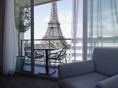 These 20 hotels are the best of the best in the French capital, as rated in the 2016 Readers' Choice Awards, proving that Paris—especially when seen from the terrace of a gilded hotel suite—is always a good idea. Click to view as a list.