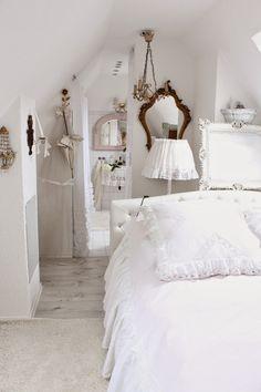 Shabby chic bedroom on pinterest shabby chic bedrooms - Shabby chic schlafzimmer ...