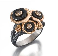Sarah Graham Bee Cluster Ring
