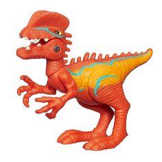 """Playskool Heroes Jurassic World Chomp n Stomp Dilophosaurus Figure - Hasbro - Toys """"R"""" Us"""