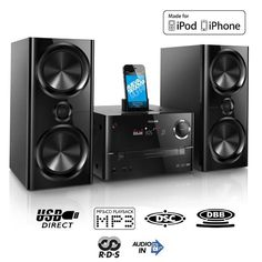 149 € ❤ #HighTech - #PHILIPS DCM3160 Micro Chaîne #HiFi CD Double dock #iPhone / #iPod ➡ https://ad.zanox.com/ppc/?28290640C84663587&ulp=[[http://www.cdiscount.com/high-tech/home-cinema/philips-dcm3160-micro-chaine-hifi-cd-double-dock-i/f-106290511-phi8712581717711.html?refer=zanoxpb&cid=affil&cm_mmc=zanoxpb-_-userid]]