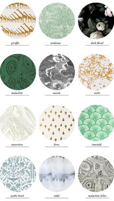 wallpaper round-up - smitten studio // sarah sherman samuel