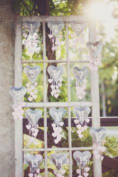 7 Best #Escort #Card Ideas for Weddings. To see more wedding ideas: www.modwedding.com
