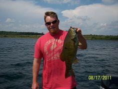 4.7 lbs St. Lawrence River www.bradparadisfishing.com