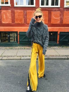 How to dress like a Scandinavian, according to the most stylish Scandi street style stars we know.