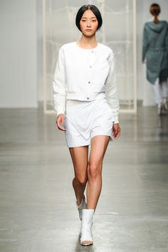 Tess Giberson Spring 2014 Ready-to-Wear Collection Slideshow on Style.com