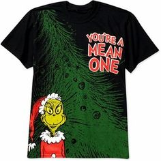 71dd9138 15 T-shirts designs with The Grinch, That Stole Christmas - fancy-tshirts