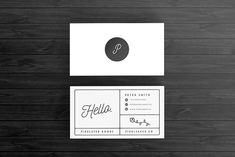 Retro business card template business cards card templates and retro business card template business cards card templates and template flashek Gallery